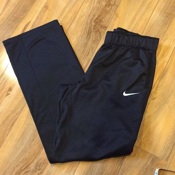 Nike Other - Youth extra large black Nike dri-fit sweats